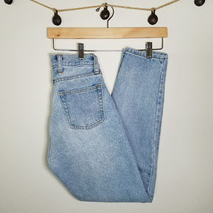 John Galt Brandy Melville 5 Button Fly Mom Jeans S